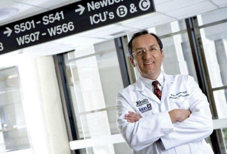 Dr Ruben Quintero