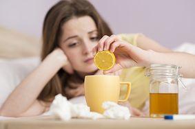 Czy wiesz, co powinieneś jeść, gdy jesteś przeziębiony?