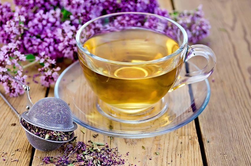 Stosowanie herbaty z bzu