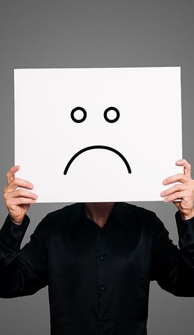 Cztery zaskakujące choroby, które mogą być wynikiem depresji