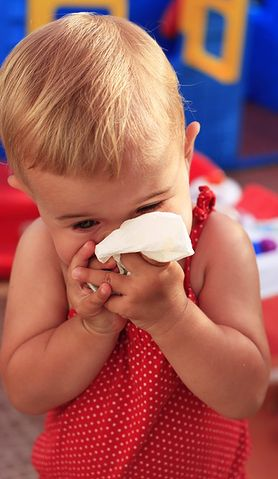 Czy twoje dziecko ma często zatkany nosek? Są na to sposoby