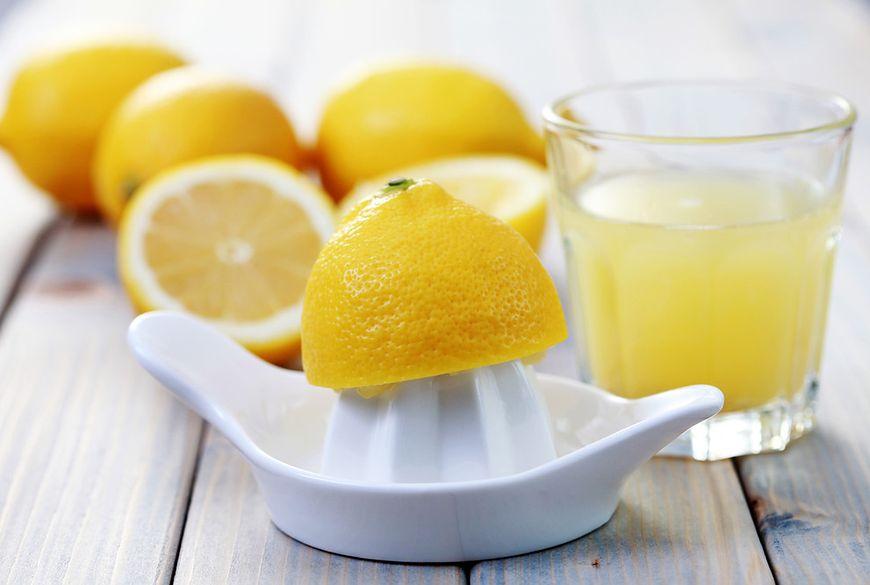 Sok z cytryny czy ocet?