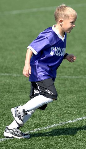 Kiedy dziecko zaczyna interesować się sportem?