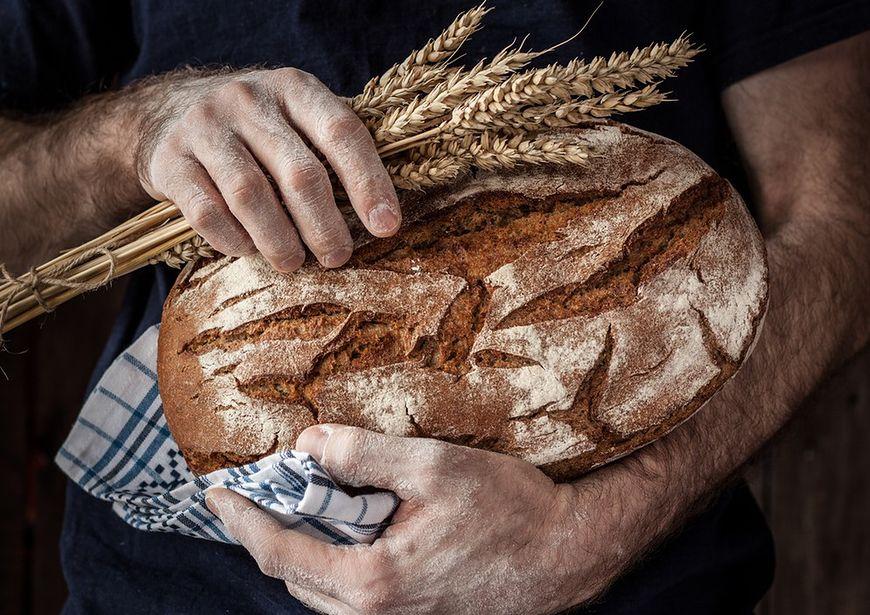 Chleb jest podstawą diety od lat