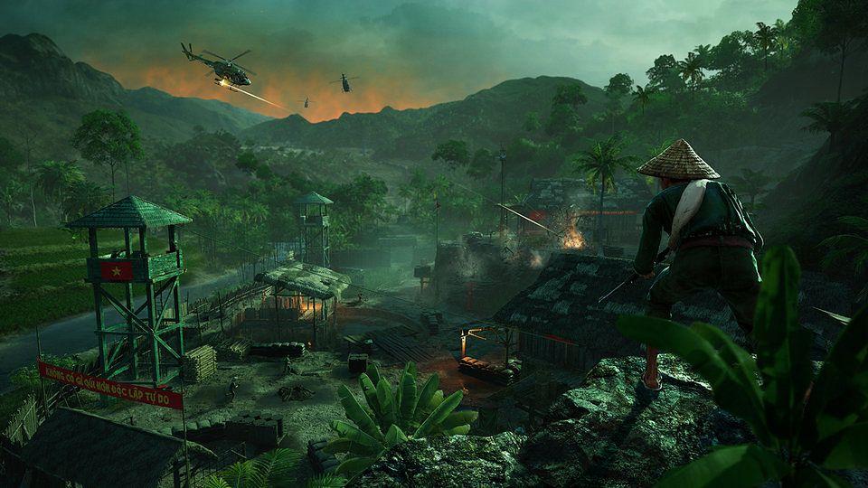 Ubisoft spróbuje powtórzyć efekt Blood Dragon, dlatego dodatki do Far Cry 5 zapowiadają się dość... eksperymentalnie