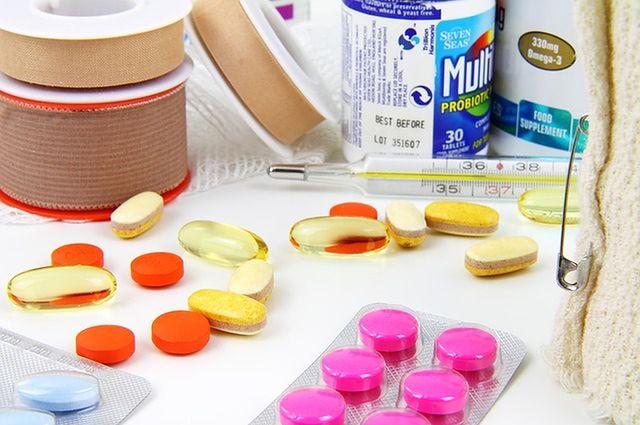 Stosowanie nieodpowiednich środków leczniczych