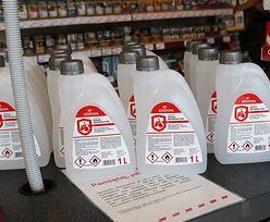 Nielegalnie sprzedawali płyn do dezynfekcji PKN Orlen. Jest decyzja