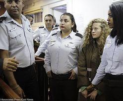 Izrael nie radzi sobie z nastoletnią blondynką. Dziewczyna jest nową ikoną palestyńskiego oporu