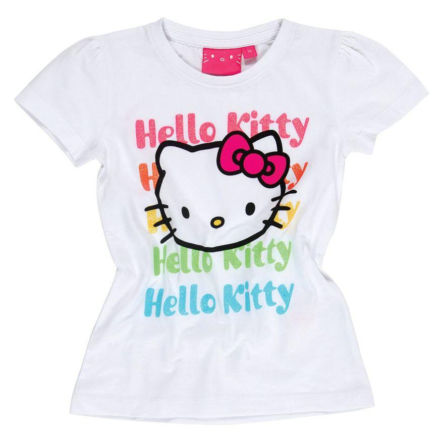 Koszulka z Hello Kitty