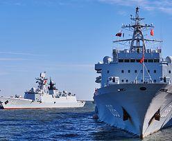 Trump w Polsce, a na Bałtyku manewry. Rosjanie i Chińczycy wysyłają sygnał