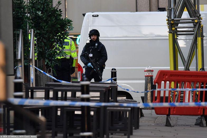 Pakistańskiego terrorystę zastrzeliły londyńskie służby