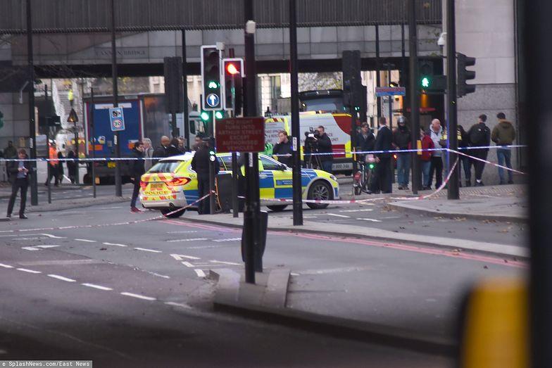 W zamachu, do którego doszło w Londynie dwie osoby zginęły, a trzy zostały ranne