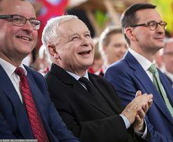 Jarosław Kaczyński i Mateusz Morawiecki mogą przejść do historii. Historii polskich pensji minimalnych