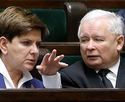 Beata Szydło chciała zdymisjonować Macierewicza i Waszczykowskiego? Oto, co miała usłyszeć od Kaczyńskiego