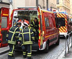 Eksplozja bomby w centrum Lyonu. Policja aresztowała 4 osoby. Wśród nich jest podejrzany