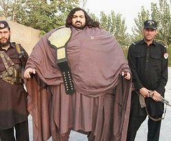 """""""Pakistański Hulk"""" szuka żony. Ma ostre wymagania"""