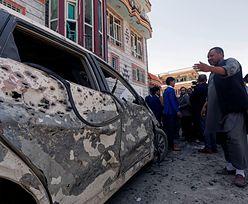 Samobójczy zamach w Kabulu. 48 osób nie żyje, ponad 112 rannych