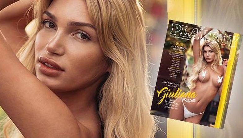 """Na okładkę niemieckiego """"Playboya"""" trafiła naga modelka transseksualna"""