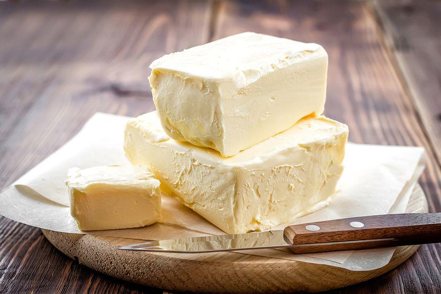 Naturalne masło zastąp przetworzoną margaryną