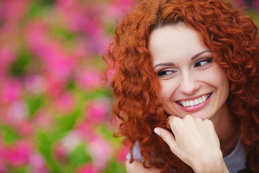 Kosmetyki do makijażu dla rudowłosej