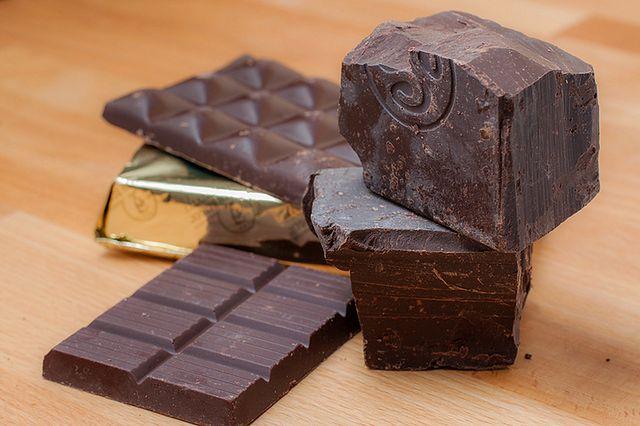 Słodkie produkty są niezdrowe