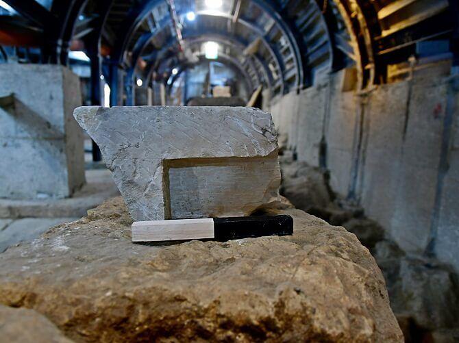 Archeolodzy odkryli targ z czasów Jezusa Chrystusa