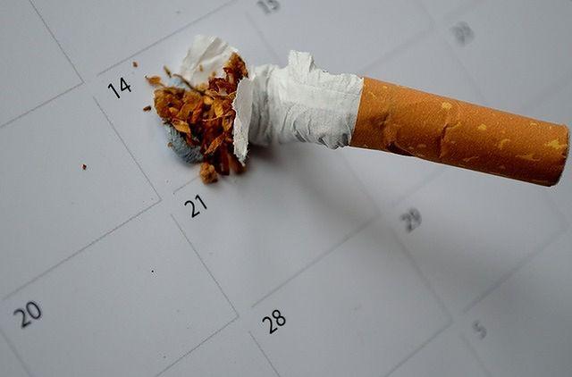 Rezygnacja z palenia papierosów