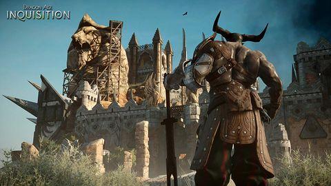 W Dragon Age: Inkwizycja znajdzie się tryb kooperacji dla czterech graczy