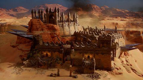 Tak prezentuje się Dragon Age: Inkwizycja na PC [GALERIA]