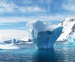 Na biegunie. Kawałek lodowca dwukrotnie większy od Nowego Jorku oderwie się od Antarktydy