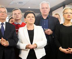 Tak Beata Szydło skomentowała sondażowe wyniki wyborów. Zadziwiające słowa o Jakim