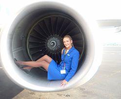 """Blaski i cienie życia stewardesy. """"Trzeba uważać, bo to uzależnia"""""""