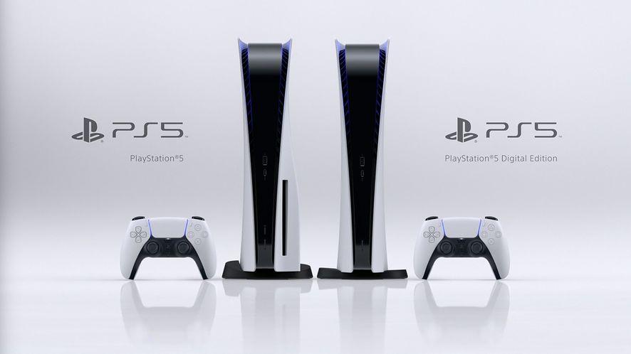 Sony pokazało PlayStation 5. I to dwie wersje!