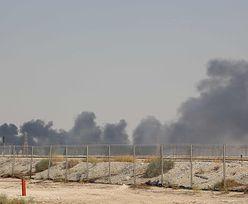 Arabia Saudyjska. Po atakach na rafinerię spada światowe wydobycie ropy