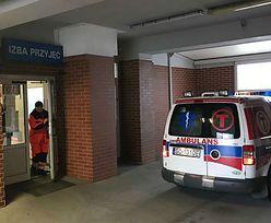 """Śmierć na izbie przyjęć. Szpital w Sosnowcu miał nawet dyplom """"przyjazny dla pacjentów"""""""