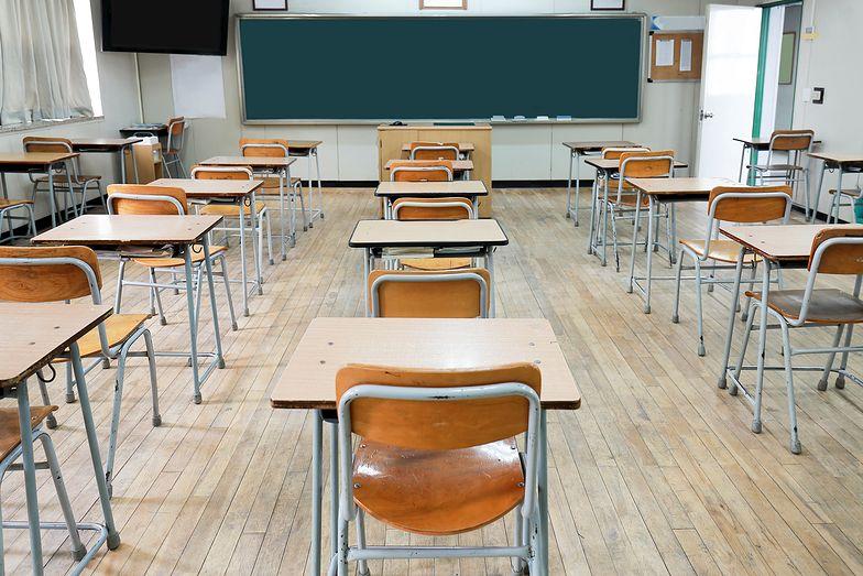 Zgwałcił nauczycielkę w klasie. Szwedzki sąd ogłosił wyrok