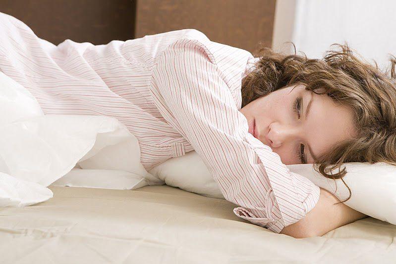 Namiętność - brak snu