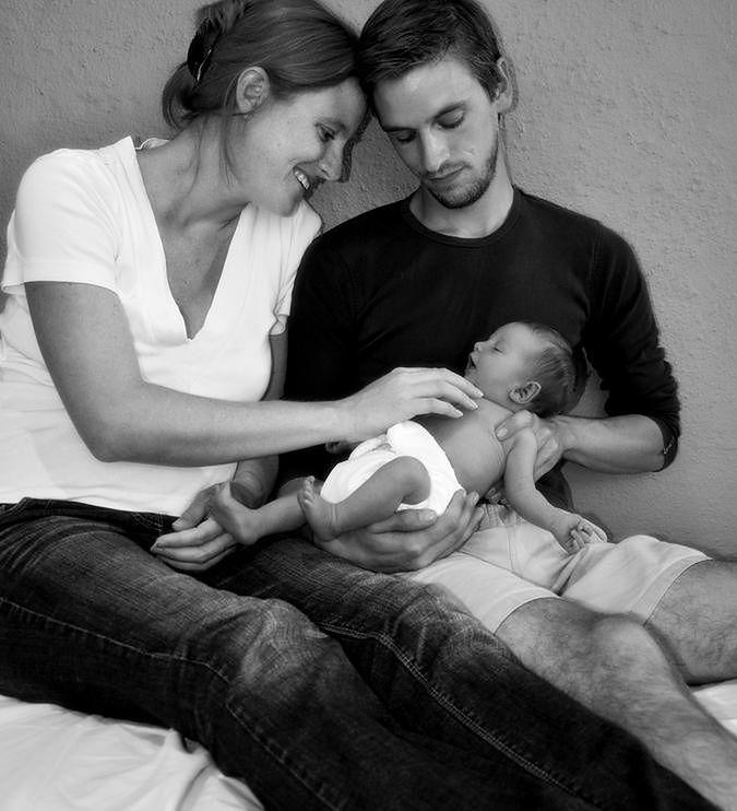 Namiętność - rodzicielstwo