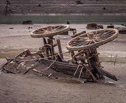 """Odnaleziono """"wóz widmo"""" w jeziorze w Oregonie"""