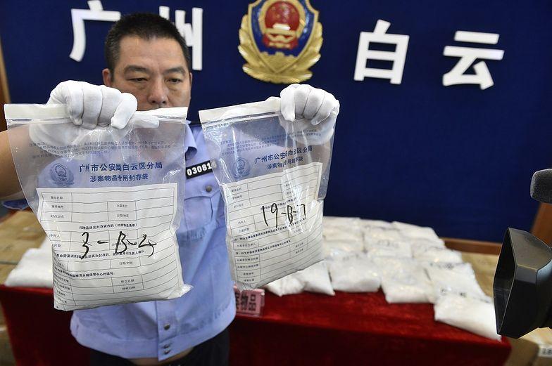 Narkotyki, Chiny