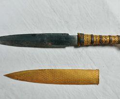 Już 5000 lat temu ludzie używali broni z kosmicznych stopów. Najlepsze ostrza
