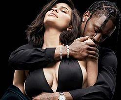 Kylie Jenner z chłopakiem na gorącej okładce. O tym zdjęciu mówią wszyscy