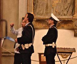 Kamień zabił turystę w słynnej włoskiej bazylice. Tragedia we Florencji