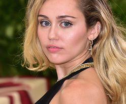 Miley Cyrus została napastowana przez fana. Szybko uciekła do limuzyny