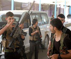 Bojownicy ISIS uciekli z więzienia w Syrii po tureckim bombardowaniu