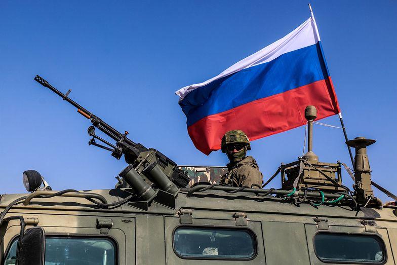 Rosjanie otworzyli ogień do maszyny z Izraela. Wystarczyło 90 sekund
