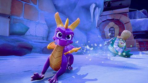 Dlaczego Activision przesunęło datę premiery Spyro Reignited Trilogy?