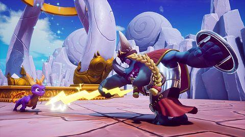 I w końcu Spyro: Year of the Dragon w wersji Reignited