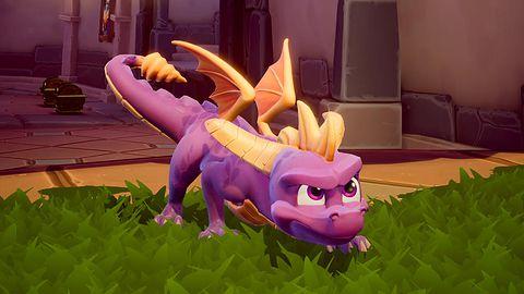 Jak wytresować smoka? Ten w Spyro: Reignated Trilogy będzie bardzo rozbrykany