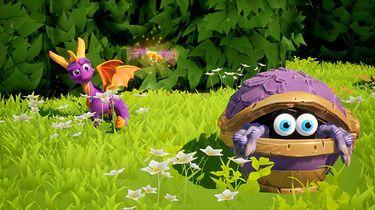 Pudełkowa wersja Spyro Reignited Trilogy coś nie płonie